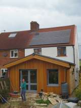 75 Whitwell Way, Coton - Extension and Thermal Upgrade